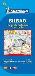 Map 9077 Bilbao