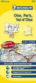 Michelin Map France