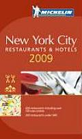 Michelin Guide New York City: A Selection of Restaurants and Hotels (Michelin Guide New York City)