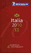 Michelin Red Guide Italia 2010