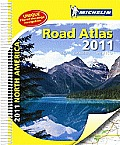 Michelin North America Road Atlas 2011, 9e (Michelin North America Road Atlas)