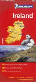 Michelin Ireland Map