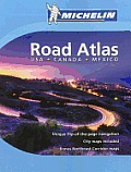Michelin North America Midsize Atlas (Michelin North America Road Atlas)
