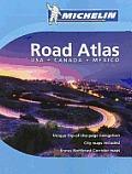 Michelin North America Midsize Atlas 4th Edition