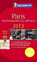 Michelin Guide Paris [With Map] (Michelin Red Guide Paris: Restaurants & Hotels)