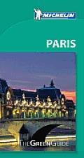 Michelin Green Guide Paris (Michelin Green Guide Paris)