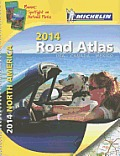 Michelin 2014 Road Atlas North America