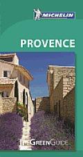 Michelin Green Guide Provence (Green Guide/Michelin)