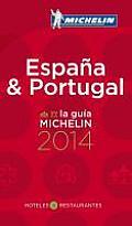 la guia Michelin 2014 España & Portugal