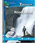Michelin North America Road Atlas 2015 13th Edition