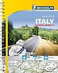 Michelin Italy Road Atlas 18th Edition