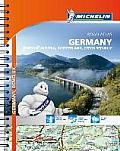 Michelin Germany/Austria/Benelux/Switzerland Road Atlas (Michelin Road Atlas Germany, Benelux, Austria, Switzerland, Czech Republic)