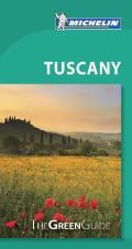 Michelin Green Guide Tuscany (Green Guide)