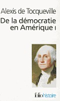 De La Democratie En Amerique Volume 1 Cover