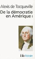 De La Democratie En Amerique Volume 1