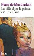Ville Dont Le Prince
