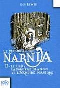 Le Monde de Narnia: Le Lion, La Sorciere Blanche Et L'Armoire Magique