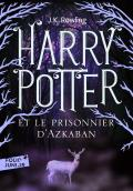 Harry Potter #3: Harry Potter Et Le Prisonnier D'Azkaban Cover
