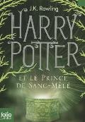 Harry Potter et le Prince de Sang Mele Half Blood Prince French 6