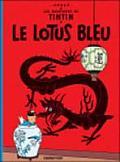 Le Lotus Bleu Tintin