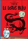 Le Lotus Bleu / The Blue Lotus (Tintin)