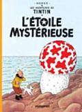 lEtoile Mysterieuse tintin