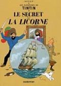 La Secret de La Ucorne / Secret of the Unicorn (Tintin)