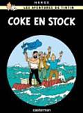 Coke en Stock tintin