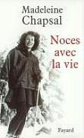 Noces Avec La Vie (Ldp Litterature)