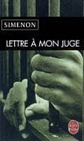 Lettre a Mon Juge