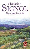 Bleus Sont Les Etes (Ldp Litterature)