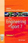 The Engineering of Sport 7, Volume 1