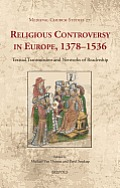 MCS 27 Religious Controversy in Europe, 13781536 Van Dussen: Textual Transmission and Networks of Readership