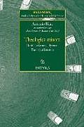 SBHC 08 Theologica Minora, Rigo: The Minor Genres of Byzantine Theological Literature