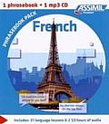 Assimil French Phrasebook Pack