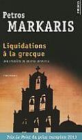Liquidations La Grecque