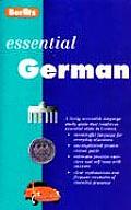 Berlitz Essentials: German