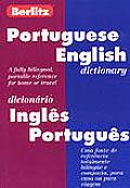 Berlitz Portuguese English Dictionary