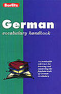 German Vocabulary Handbook