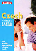 Berlitz Czech Phrase Book and Dictionary (Berlitz Phrase Books) Cover