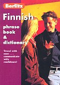 Finnish Phrase Book (Berlitz Phrase Books)