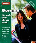 Berlitz German Cd Pack