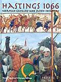 Hastings 1066 Norman Cavalry & Saxon Infantry