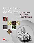 Grand Livre de Cuisine Alain Ducasses Culinary Encyclopedia