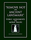 Remove Not/Ancient Landmark: Pu
