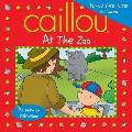 At the Zoo (Caillou)