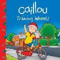 Caillou Training Wheels