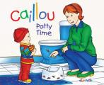 Caillou: Potty Time (Hand-In-Hand)