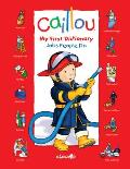 Caillou: Jobs People Do (My First Dictionary My First Dictionary) Cover
