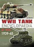 WWII Tank Encyclopaedia in Color 1939 45